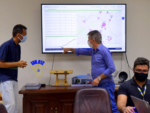 Roraima vai lançar plataforma para dar transparência a gastos com ações de combate ao Novo Coronavír