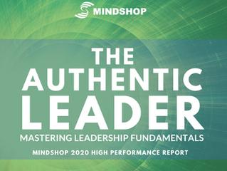 MINDSHOP - Business Leader Survey - results