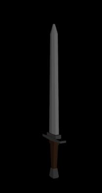 3d Sword Angle