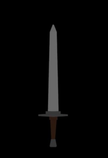 3D Sword Back
