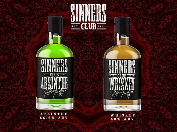 Sinners Club Spirits Range.jpg