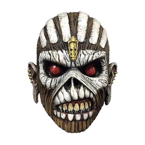 IRON MAIDEN EDDIE - THE BOOK OF SOULS MASK