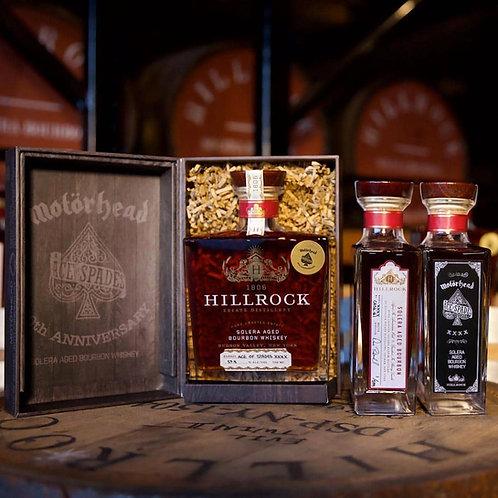 Hillrock x Motörhead Bourbon