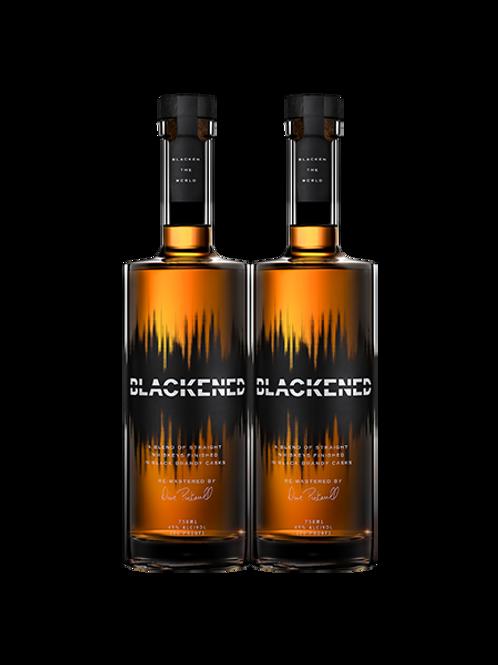 Blackened Whiskey x 2