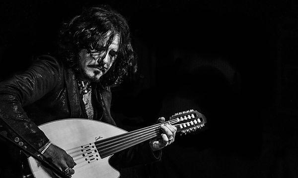 Jeff Martin - Photo Credit Labyrinth Pho