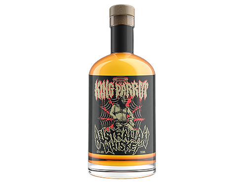 King Parrot Whiskey (Exclusive Pre Order)
