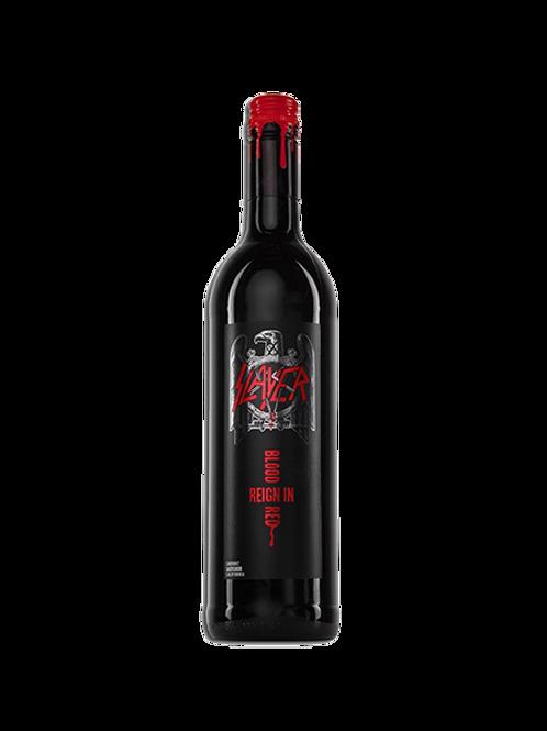 Slayer Reign In Blood Wine