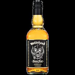 Motörhead Iron Fist Whiskey (Exclusive Pre Order)