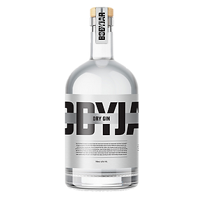 Bodyjar Dry Gin - Small Batch