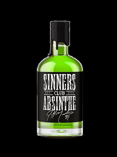 Jeff Martin Sinners Club Absinthe