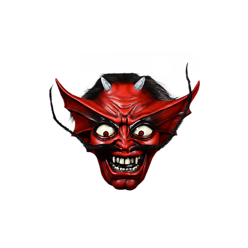 IRON MAIDEN - NUMBER OF THE BEAST DEVIL MASK