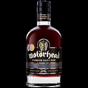 Motörhead Premium Dark Rum (Exclusive Pre Order)