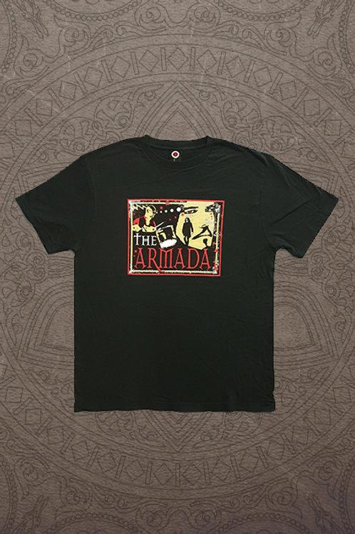 The Armada Black - Mens Tee