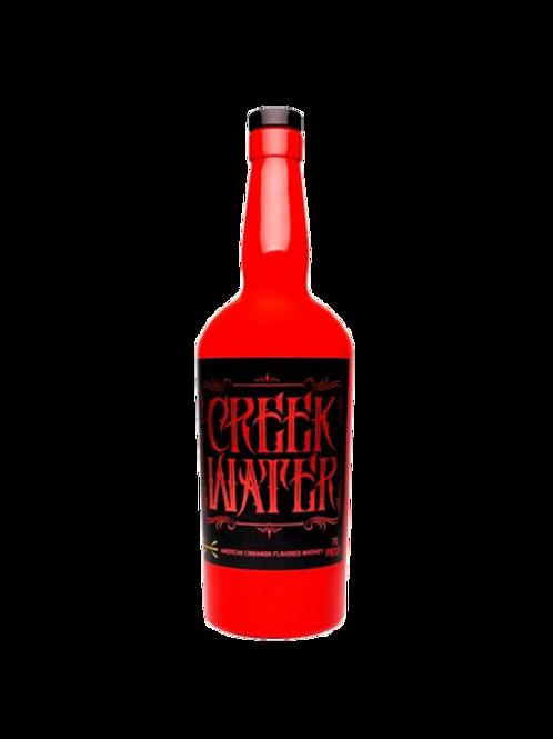 Creek Water Cinnamon Whiskey