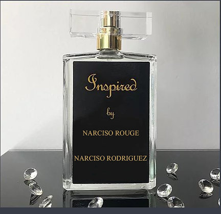 Inspired by Narciso Rouge - Narciso Rodriguez