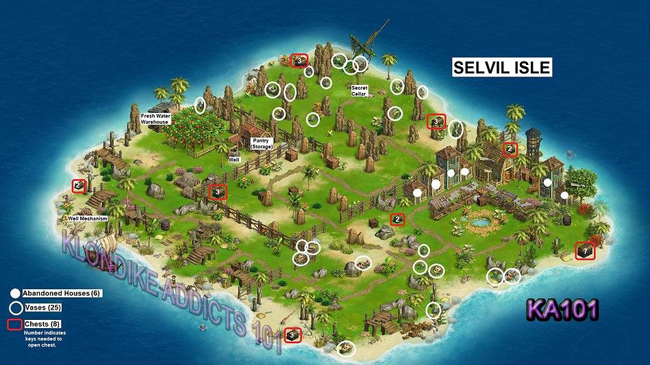 Selvil Isle