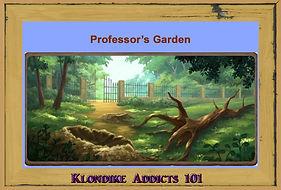 Professor's Garden