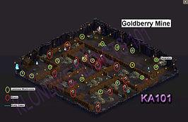 Goldberry mines - updated
