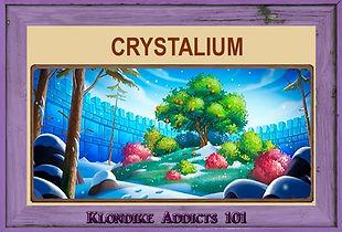 Crystalium
