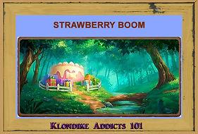 Strawberry Boom