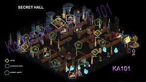 Secret Hall