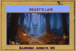 Halloween 2018 Beast's Lair_