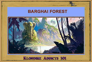 Barghai Forest
