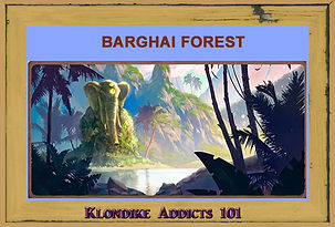 Barghai Forest