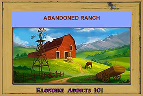 Abandoned Ranch