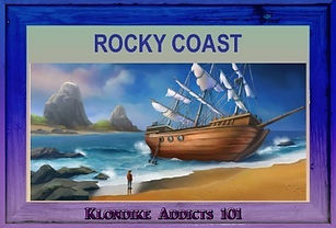 Rocky Coast Icon