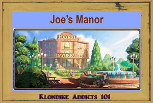 Joe's Manor
