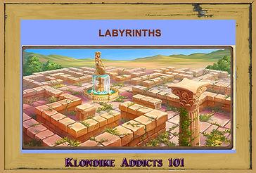 Labyrinths February 2021