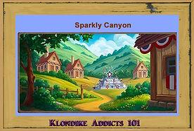 Sparkly Canyon