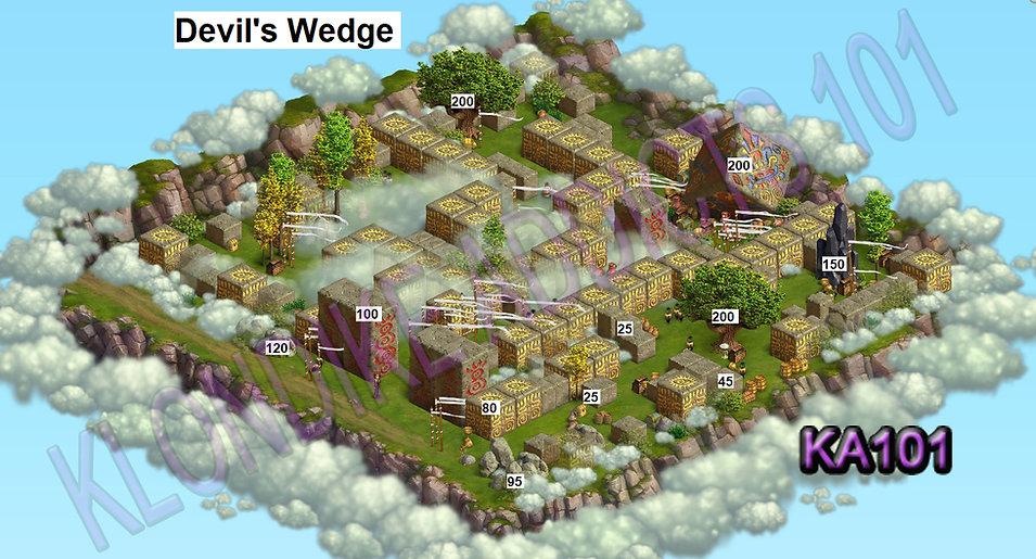 Devil's Wedge