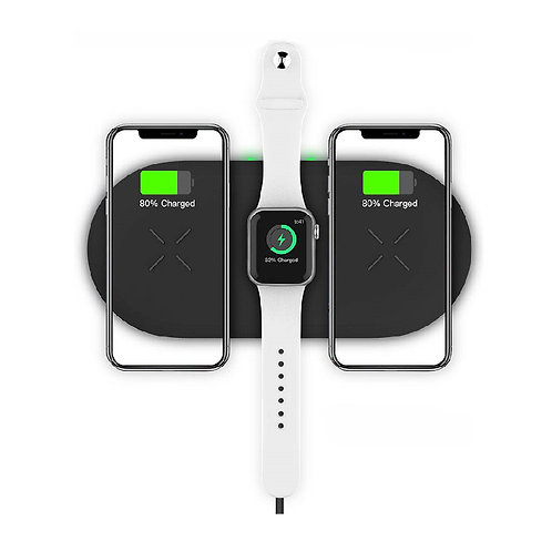 3-in-1 Wireless Charging Pad