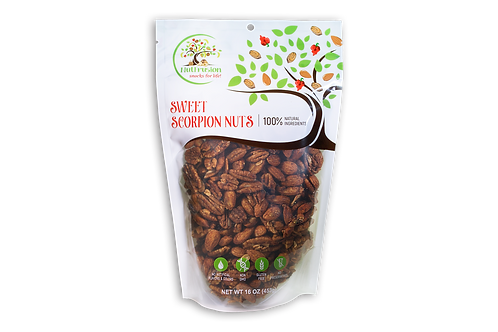 Sweet Scorpion Nuts / Spicy Granola