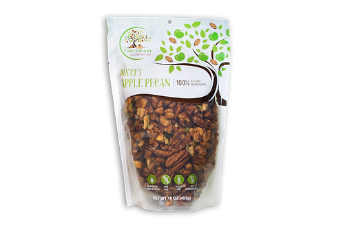 Sweet Apple Pecan- Apple Pie Granola Trail