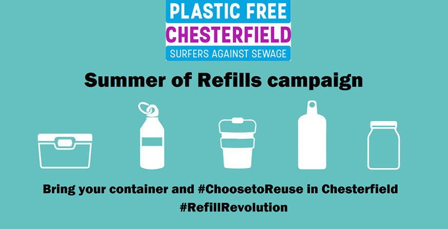 Refill your reusable cups