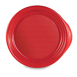 "100 x 9.5"" Large Plates, Pepper Red"