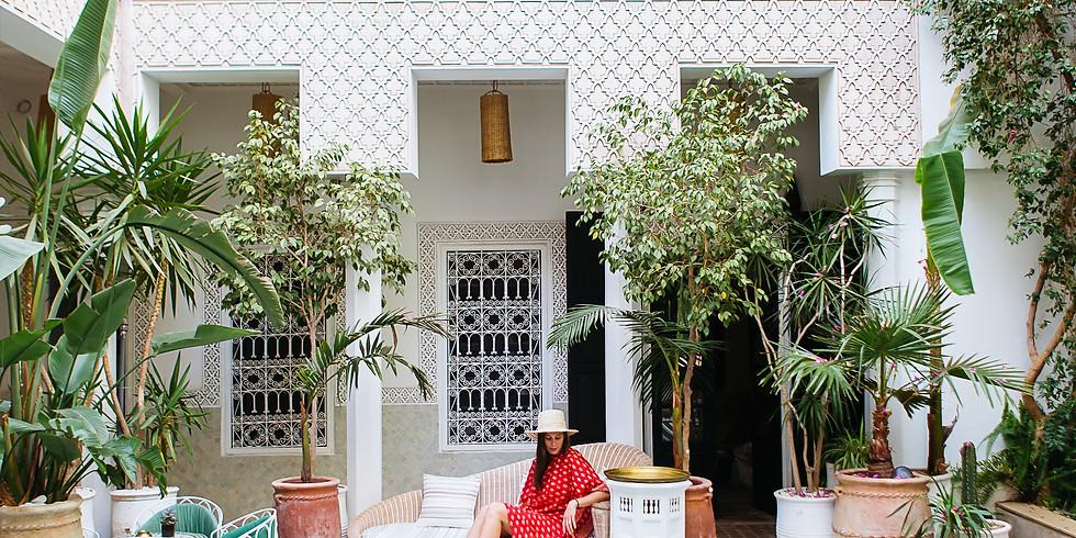 Morocco Trip April