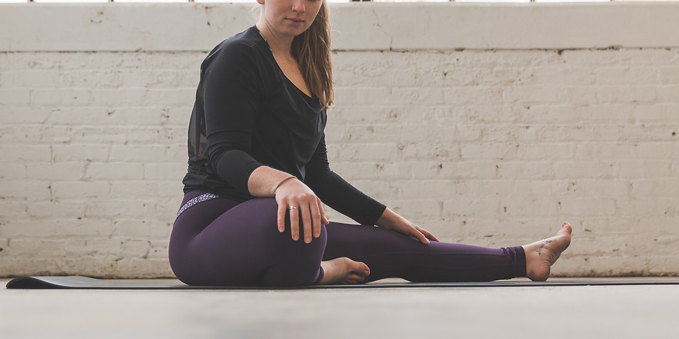 Yin Yoga with Carley: Exploring Introspection