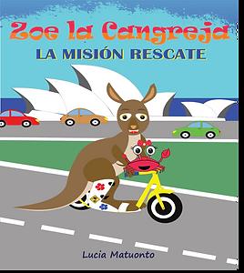 Rescue mission Cover eBook Espanol.png