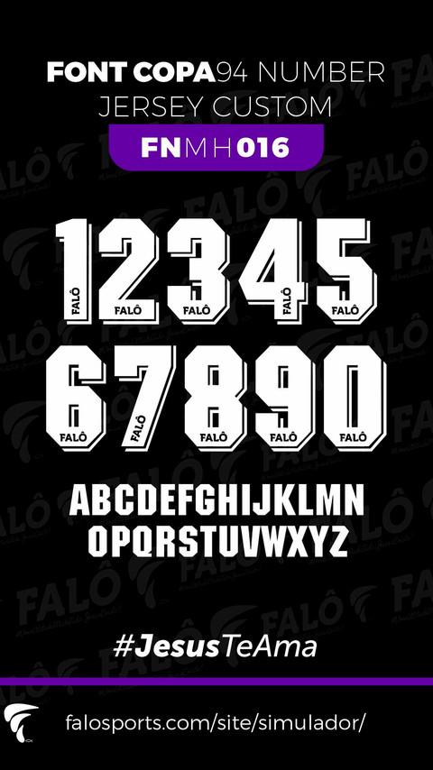 016H FALÔ SPORTS