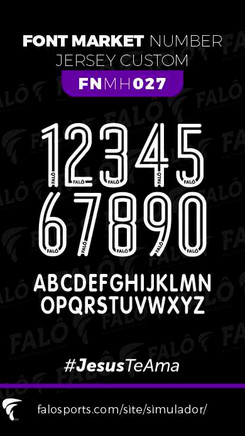 027H FALÔ SPORTS