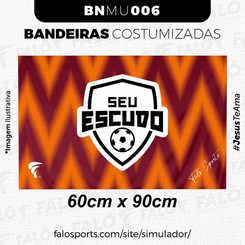 006U BANDEIRAS CUSTOMIZADAS