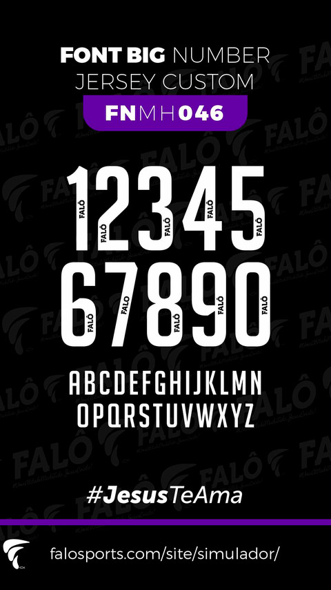 046H FALÔ SPORTS