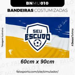 010U BANDEIRAS CUSTOMIZADAS
