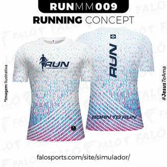 009MM RUNNING CORRIDA FALO SPORTS