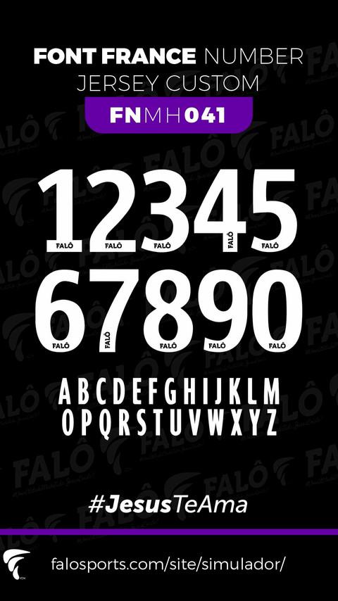 041H FALÔ SPORTS