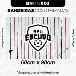 003U BANDEIRAS CUSTOMIZADAS
